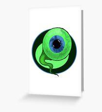 Jacksepticeye - Sam the Septic Eye Greeting Card
