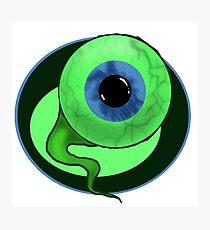 Jacksepticeye - Sam the Septic Eye Photographic Print