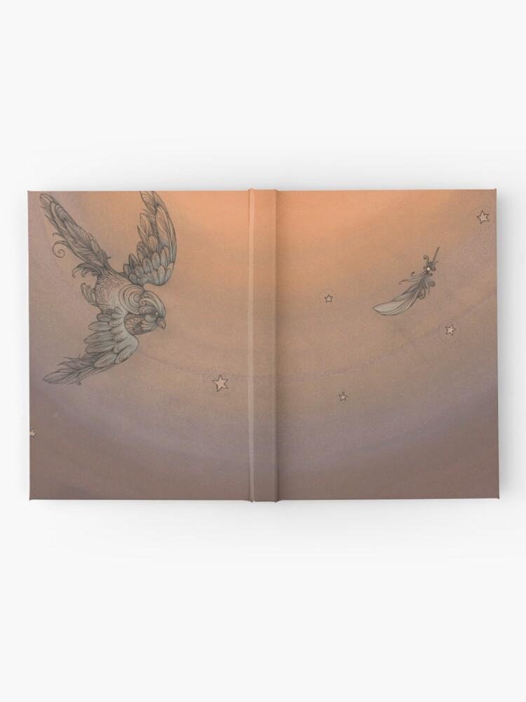 Alternate view of Bird Hardcover Journal