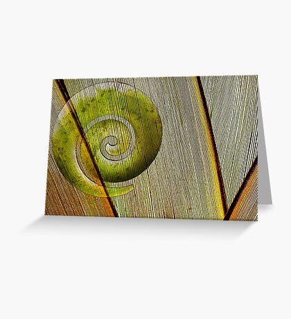 Oranga Tonutanga Greeting Card