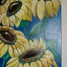 sunflowers 2  by dallys