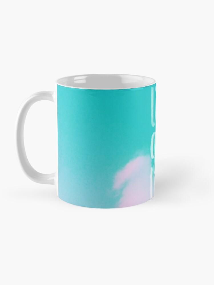 Alternate view of Let's Get Lost Mug