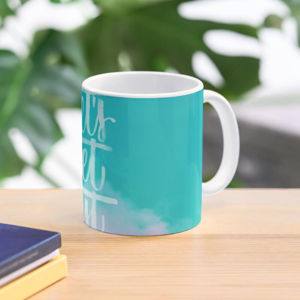 Let's Get Lost Mug