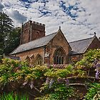 All Saints, Church, Somerset by Dean Messenger