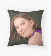 Melinda 1 Throw Pillow