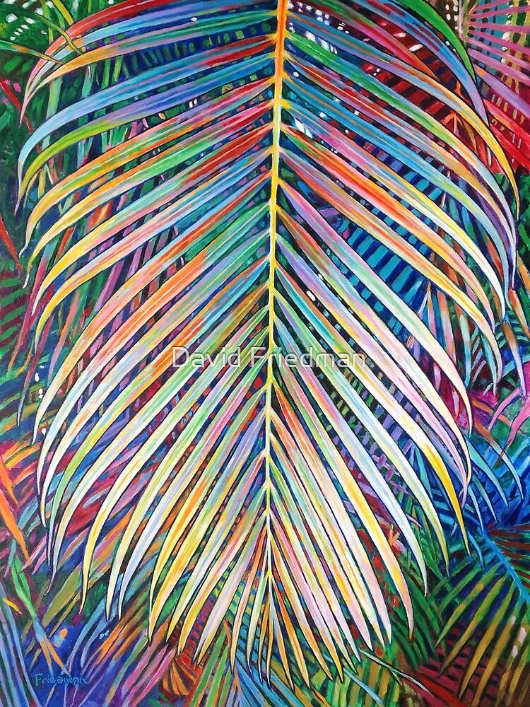 Great Frond by David Friedman