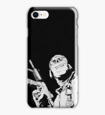 Ghost MW2 iPhone Case/Skin