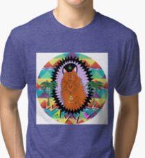 Wavves Full King of the Beach Tri-blend T-Shirt