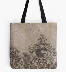 Strange Eyes Tote Bag