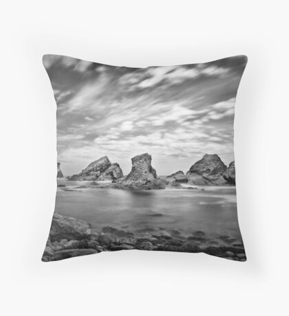 Mupe Bay Throw Pillow
