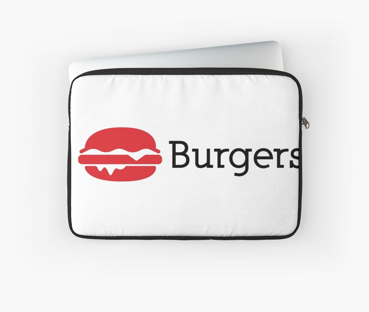 I Heart Burgers by lvbb