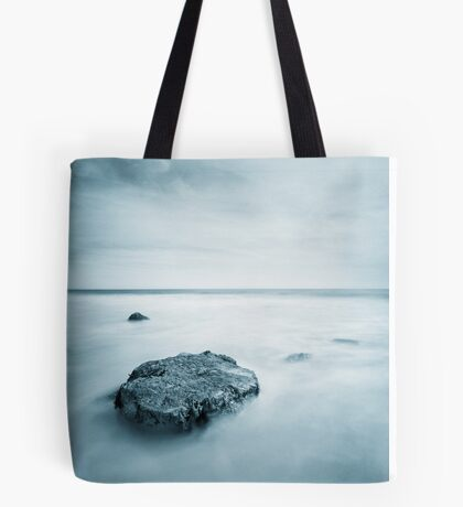 Silky Smooth Sea Tote Bag