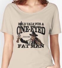 """One Eyed Fat Man"" Women's Relaxed Fit T-Shirt"