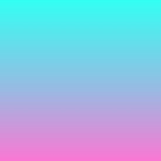 Quot Modern Pastel Fuchsia Pink Purple Turquoise Ombre