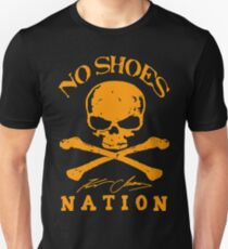 No Shoes Nation Kenny Chesney RBB02 Unisex T-Shirt