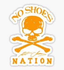 No Shoes Nation Kenny Chesney RBB02 Sticker