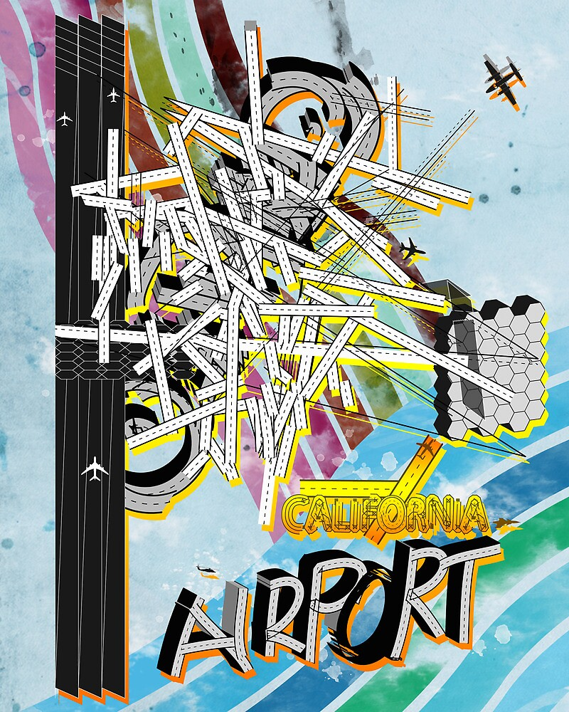 california airport by frederic levy-hadida