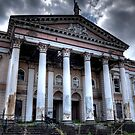 Crumlin Road Courthouse Entrance by Victoria limerick