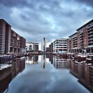 Clarence Dock by ThePingedHobbit