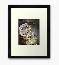 """""""Deliverance""""  by Carter L. Shepard Framed Print"""