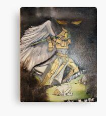"""Deliverance""  by Carter L. Shepard Canvas Print"