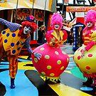 Fun At Luna Park by Eve Parry