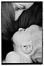 Mother and Baby by Heather Buckley