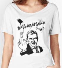 #assholeswag Women's Relaxed Fit T-Shirt