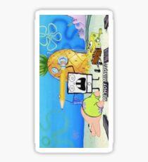 Doodlebob Sticker
