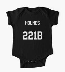 Sherlock Holmes jersey (v2) One Piece - Short Sleeve