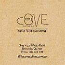 Little Cove Coffee Co by Sam Frysteen
