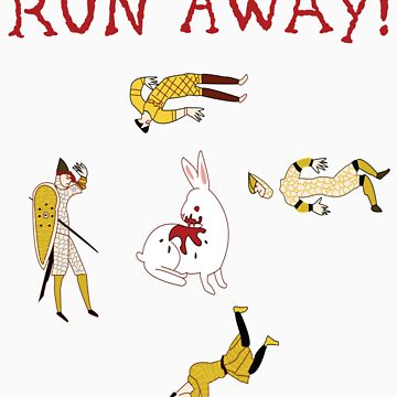 Run Away! by Anglofile