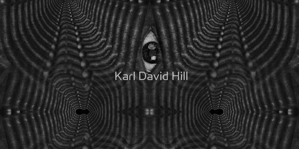 Introspection Psychonautics 001 by Karl David Hill