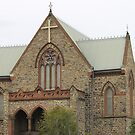a fantastic looking church by sharon wingard