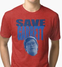 Save Garrett Tri-blend T-Shirt