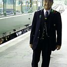 Smiling Train Inspector ! by TracyD