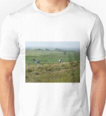 Ranch Landscape Unisex T-Shirt