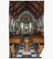 St Mary's Parish - Belfast Poster
