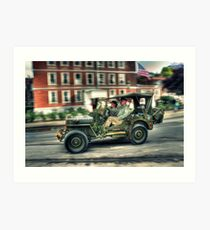 Willys MB Art Print