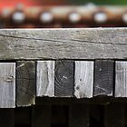Slats and Knobs by Lynn Wiles