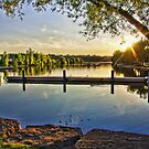 Bay Front Park  by Bill  Watson