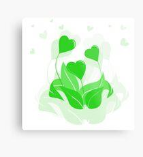 ecology emblem Metal Print