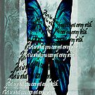Art is ...... blue by Yvon van der Wijk