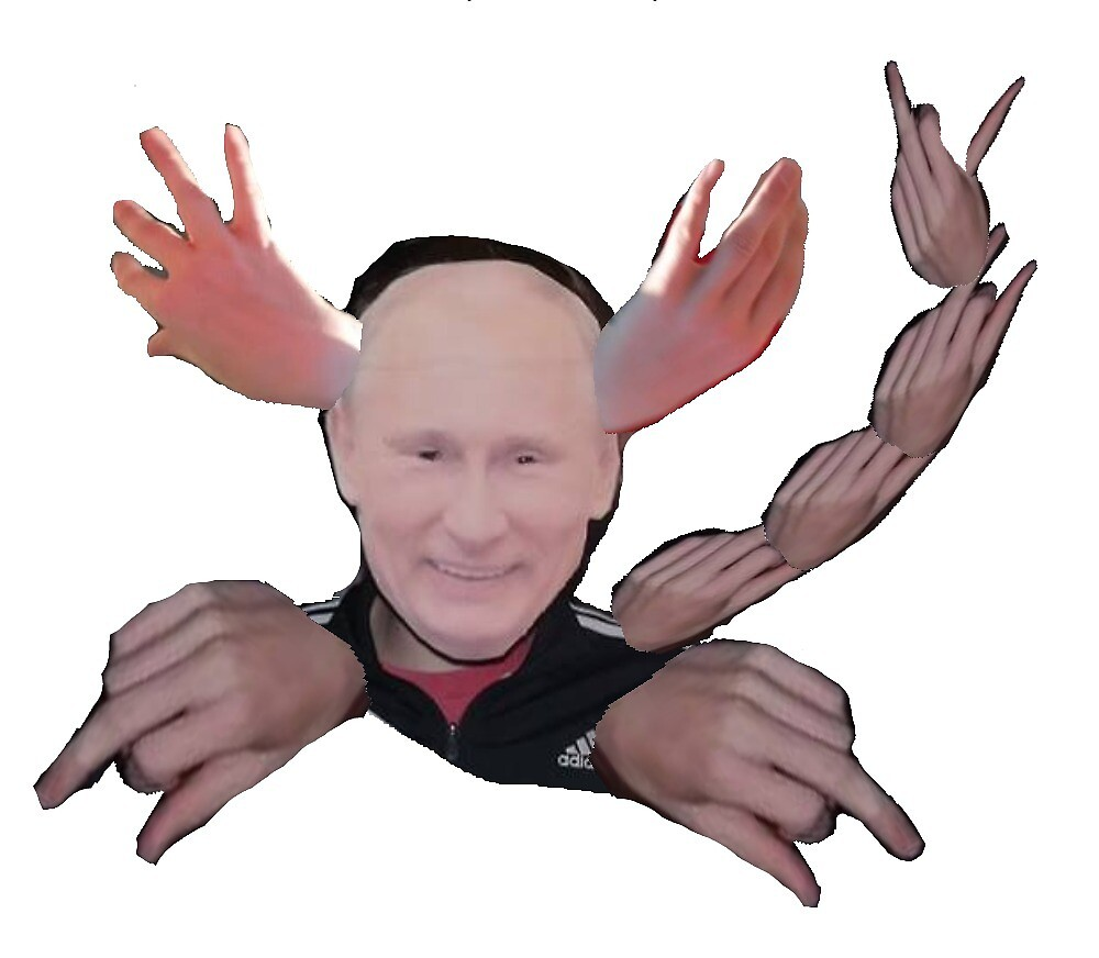 Radscorpion Putin  by zapken