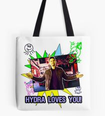 Hydra Loves You! Tote Bag