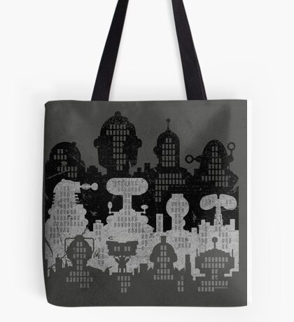 ROBOT CITY! Tote Bag