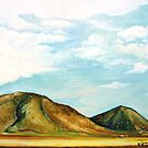 Dessert or Desert (Sandy Custard Visions) by cmnathan