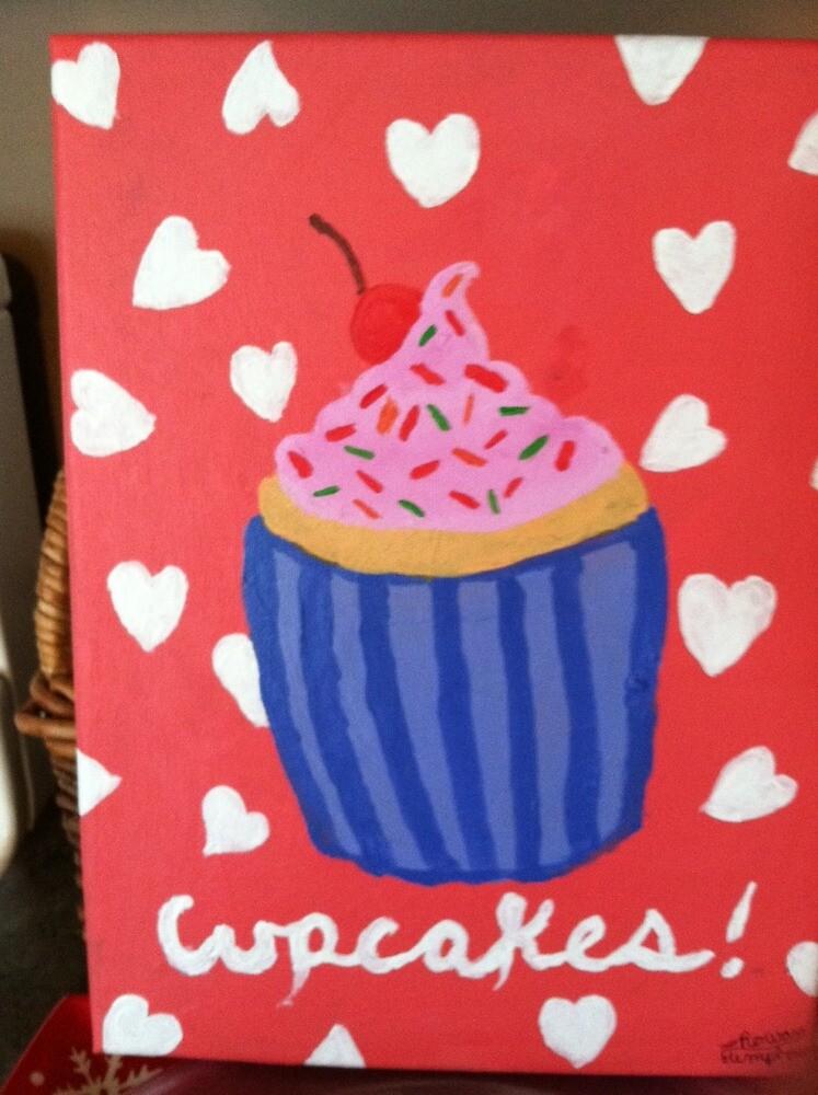 i love cupcakes! by Rowan !