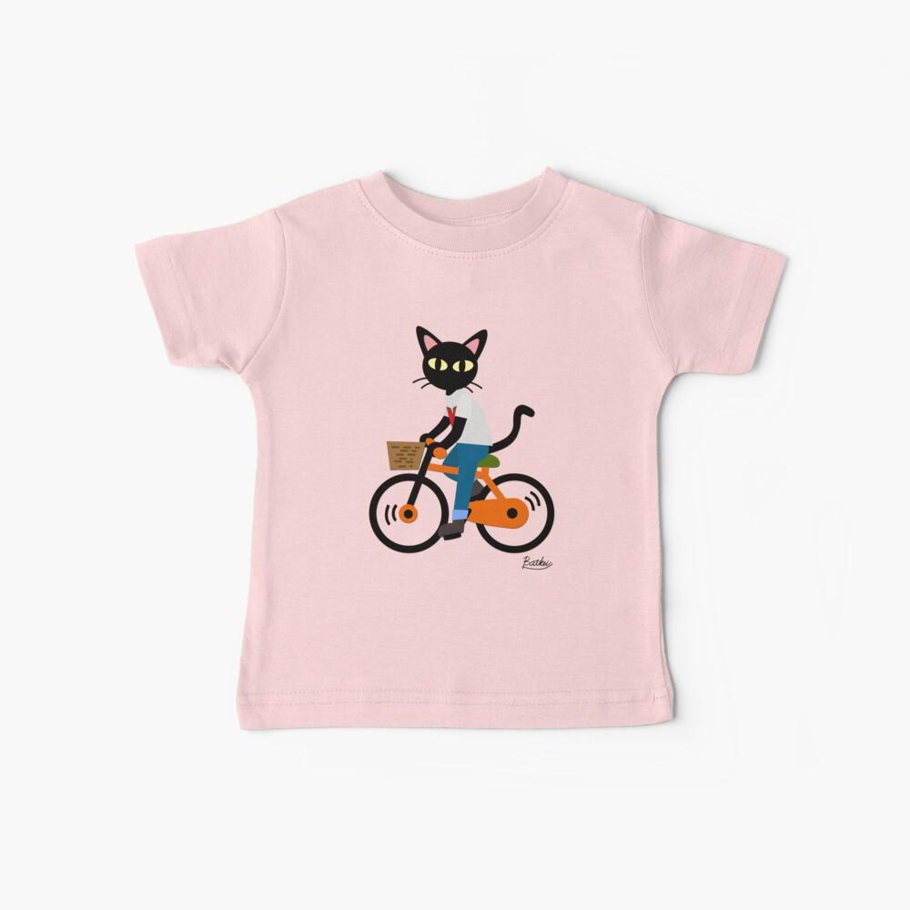 Summer cycling Baby T-Shirt