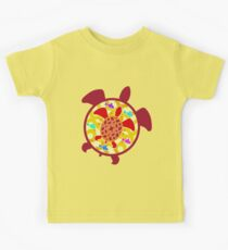 Turtle Within Turtle Kinder T-Shirt